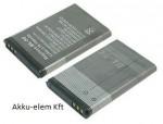BL-5C utángyártott mobilakku 1000mAh
