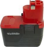 BOSCH BAT015 14.4V 2000mAh utángyártott szerszámgép akkumulátor