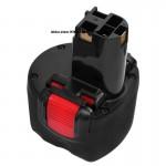 Bosch BAT048 9,6V 3300mAh utángyártott akku